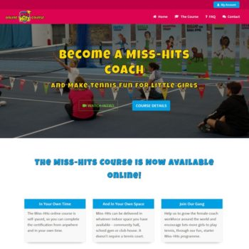 Screenshot of Miss-Hits.club